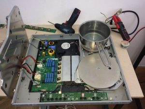 Sửa bếp từ Siemens uy tín